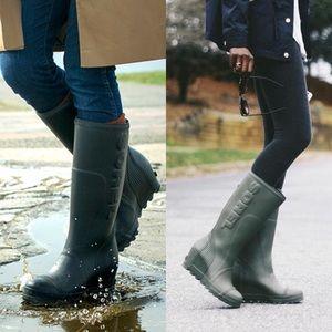Sorel Tall Wedge Waterproof Rain Boots